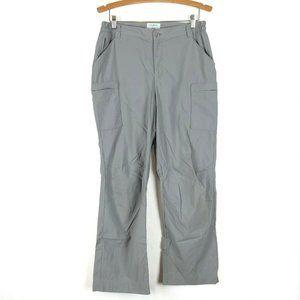 LL Bean TROPICWEAR Grey Hiking Pants Medium